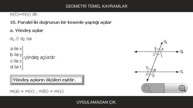 Geometri Temel Kavramlar screenshot 1