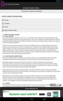 10. Sınıf Dil ve Anlatım screenshot 3