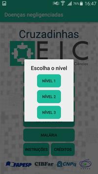 Cruzadinhas EIC: Doenças Negligenciadas screenshot 1