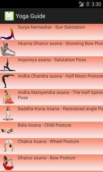 Yoga Step By Step apk screenshot