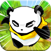Panda Run: Angry Monster icon