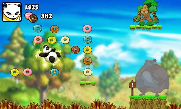 Panda Run: Angry Monster screenshot 2