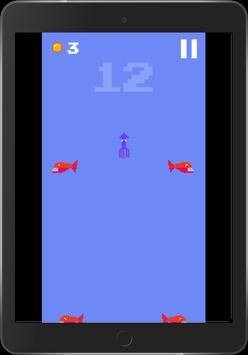 Hungry Seahorse - 8bit Retro Arcade Game screenshot 14