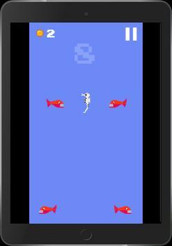 Hungry Seahorse - 8bit Retro Arcade Game screenshot 16