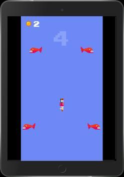 Hungry Seahorse - 8bit Retro Arcade Game screenshot 17
