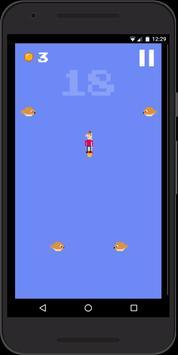 Hungry Seahorse - 8bit Retro Arcade Game screenshot 2