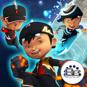 BoBoiBoy Puzzle Clash icon