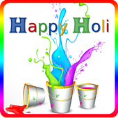 Happy Holi Images icon