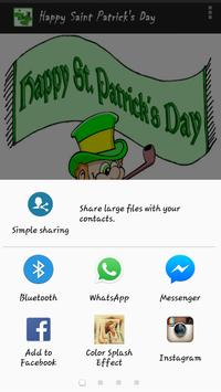 Happy St. Patrick's Day Wishes screenshot 4