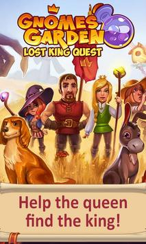Gnomes Garden 6: The Lost King poster