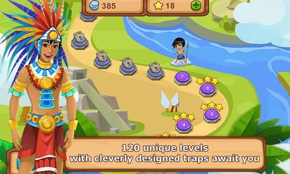 Gems of the Aztecs Free screenshot 3