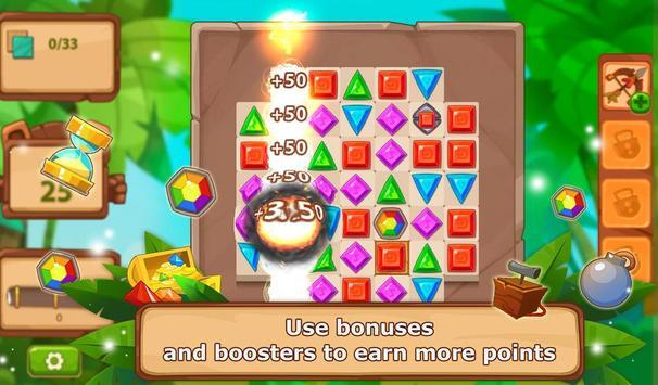 Gems of the Aztecs Free screenshot 10
