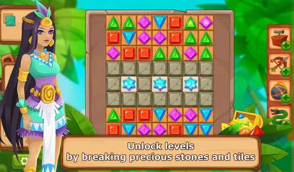 Gems of the Aztecs Free screenshot 12