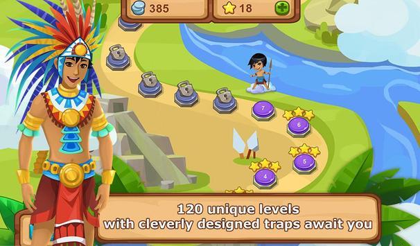 Gems of the Aztecs Free screenshot 13