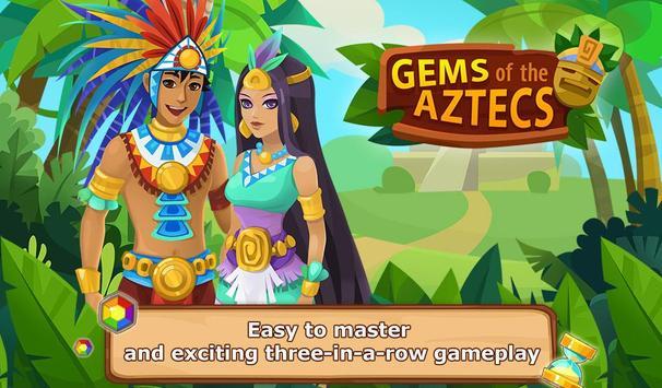 Gems of the Aztecs Free screenshot 14
