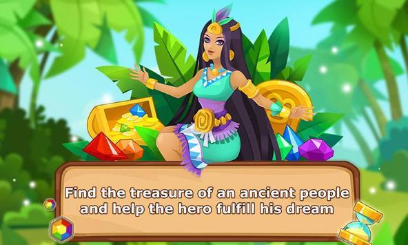 Gems of the Aztecs Free screenshot 1