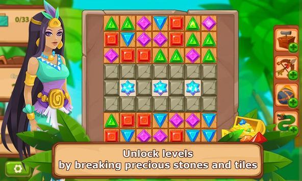 Gems of the Aztecs Free screenshot 2