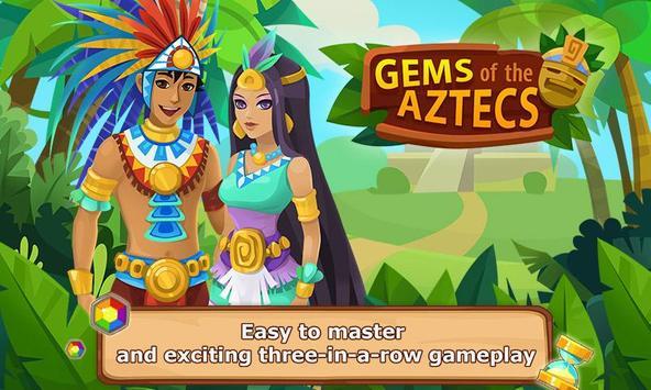 Gems of the Aztecs Free screenshot 4