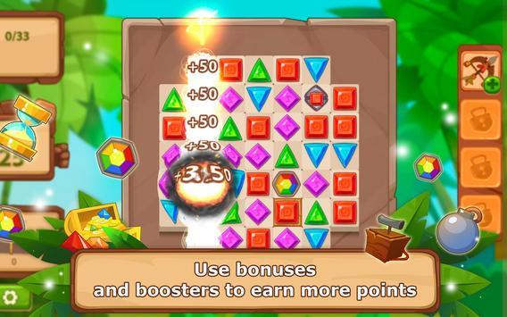 Gems of the Aztecs Free screenshot 5