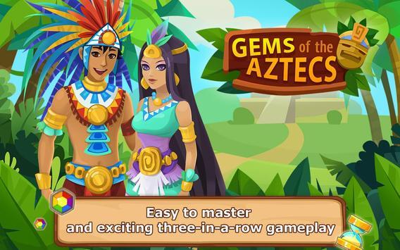 Gems of the Aztecs Free screenshot 9