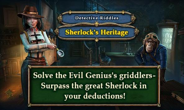 Detective Riddles Free poster