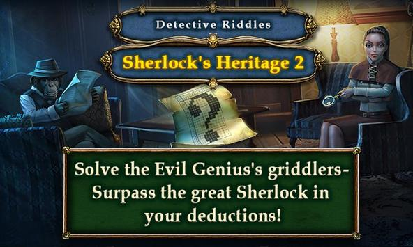 Detective Riddles 2 Free poster