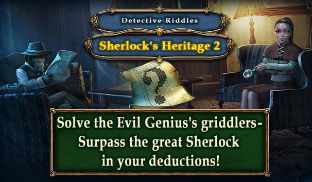 Detective Riddles 2 Free screenshot 10