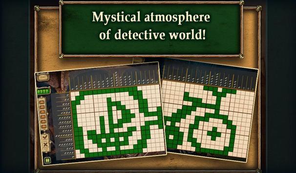 解谜侦探2免费-数图像素/图解逻辑拼图 截图 13