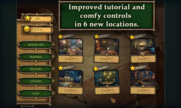 解谜侦探2免费-数图像素/图解逻辑拼图 截图 1