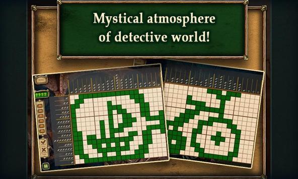 解谜侦探2免费-数图像素/图解逻辑拼图 截图 3