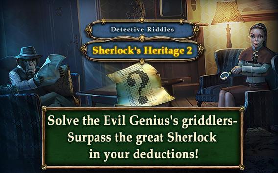 Detective Riddles 2 Free screenshot 5