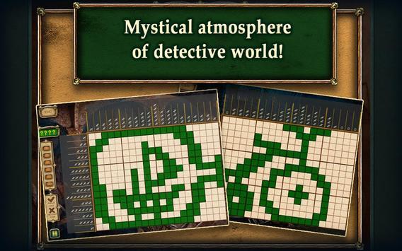 解谜侦探2免费-数图像素/图解逻辑拼图 截图 8