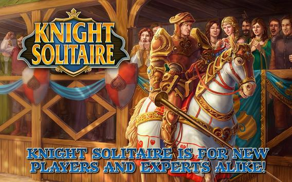 Knight Solitaire Free apk screenshot