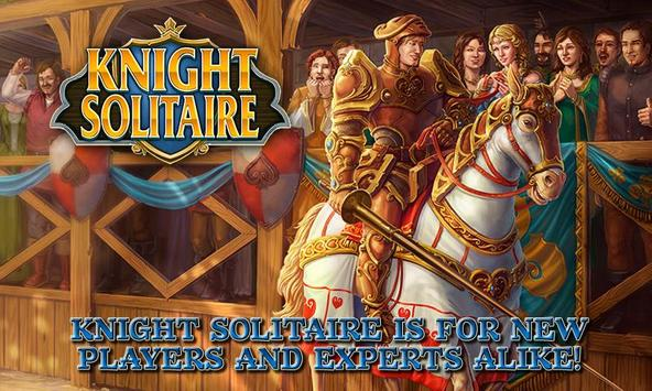 Knight Solitaire Free poster