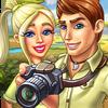 Katy & Bob: Our Safari Café 图标