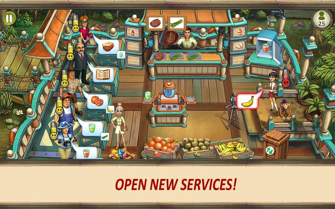 Katy & Bob: Our Safari Café für Android - APK herunterladen