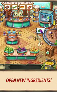 Katy & Bob: Safari Café screenshot 14
