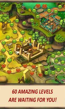 Katy & Bob: Safari Café screenshot 1