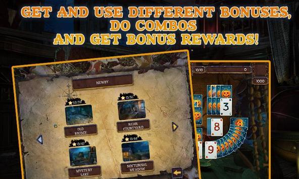 Solitaire Game.Halloween Free apk screenshot