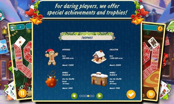 Solitaire Christmas Match Free screenshot 4