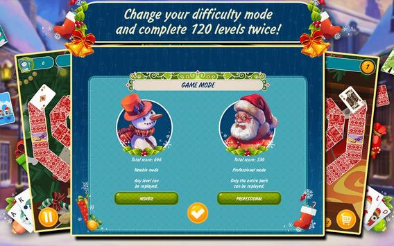 Solitaire Christmas Match Free screenshot 8