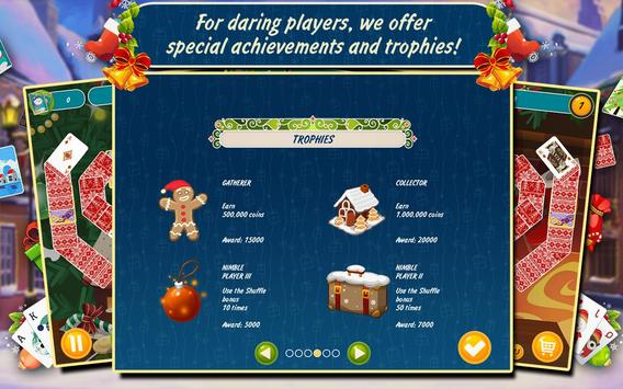 Solitaire Christmas Match Free screenshot 9