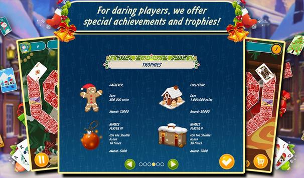 Solitaire Christmas Match Free screenshot 14