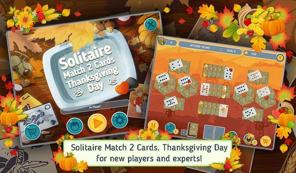 Solitaire Match 2 Cards Free screenshot 10