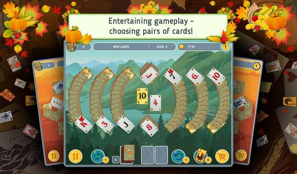 Solitaire Match 2 Cards Free Screenshot 11