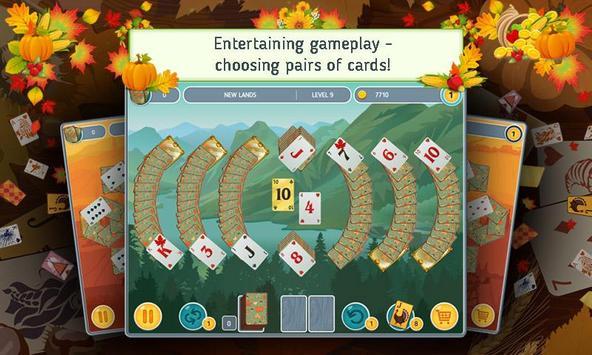 Solitaire Match 2 Cards Free screenshot 1
