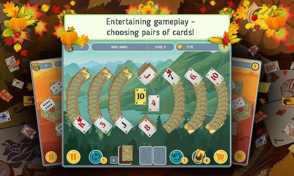 Solitaire Match 2 Cards Free Screenshot 1