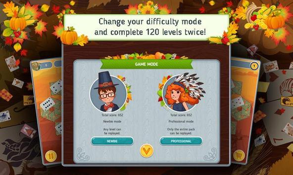 Solitaire Match 2 Cards Free screenshot 3