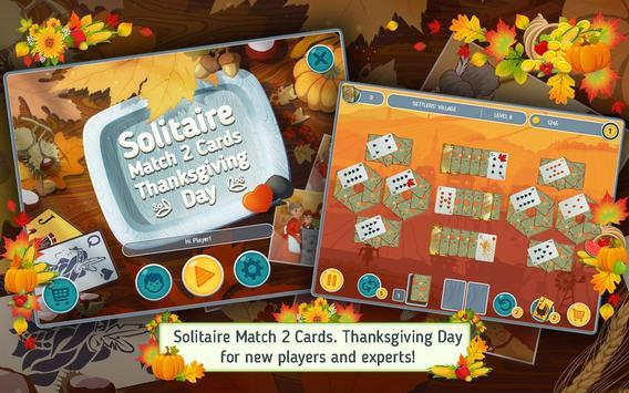 Solitaire Match 2 Cards Free screenshot 5