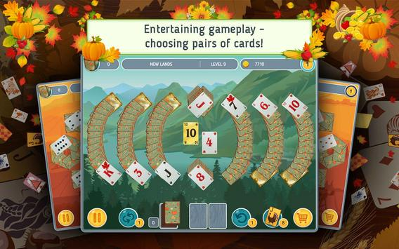 Solitaire Match 2 Cards Free screenshot 6